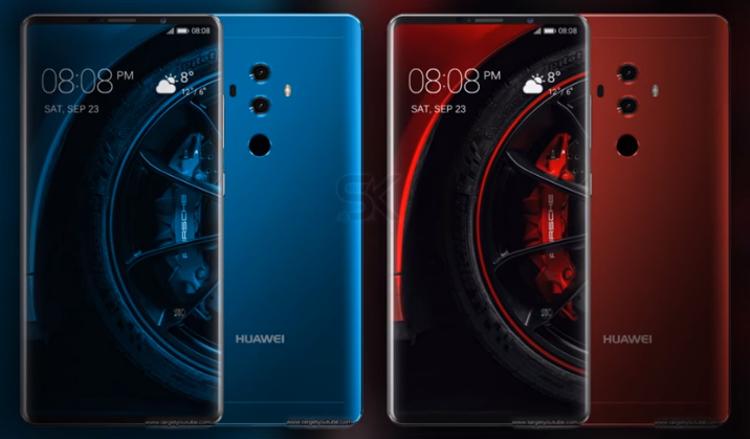 Huawei Mate 10 Porsche Design specs | TechNave
