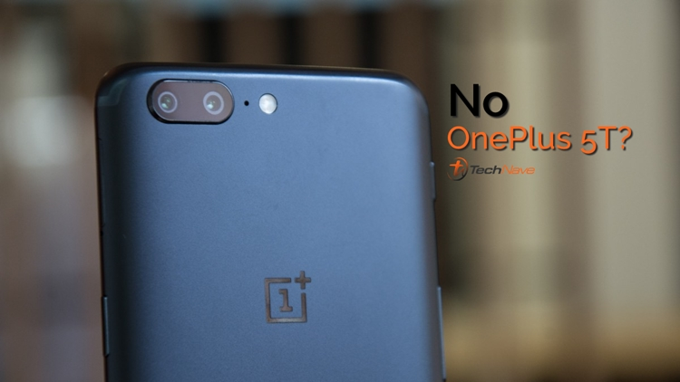 OnePlus 6 to arrive in early 2018, no OnePlus 5T this year