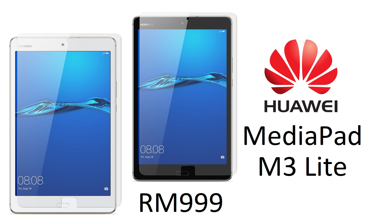 huawei malaysia to release mediapad m3 lite tablet with 4800mah battery for rm999 soon technave. Black Bedroom Furniture Sets. Home Design Ideas