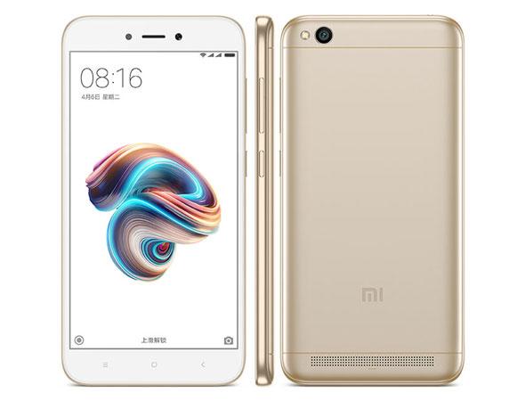 Xiaomi Redmi 5A Price in Malaysia & Specs | TechNave