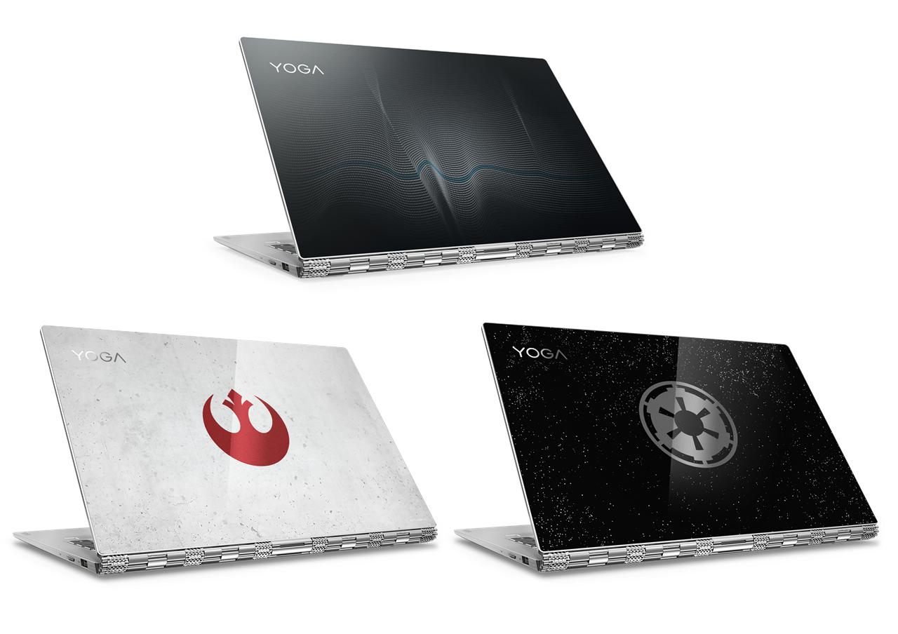 Lenovo Malaysia Festive Giveaway Includes Star Wars Jedi