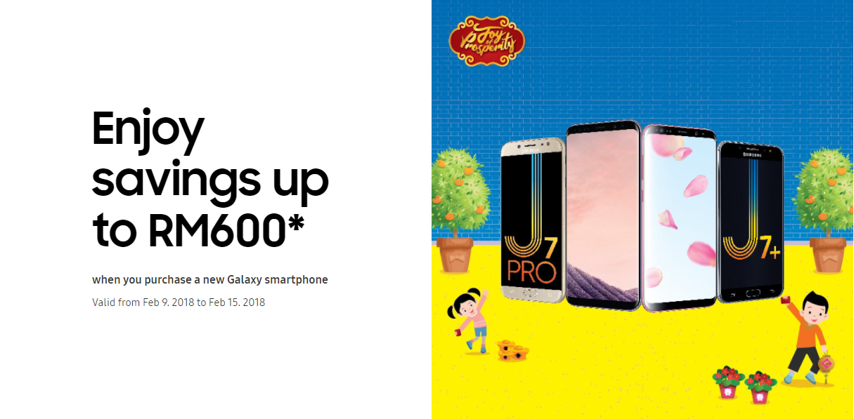 Samsung Galaxy S8 and S8+ gets a RM600 price slash