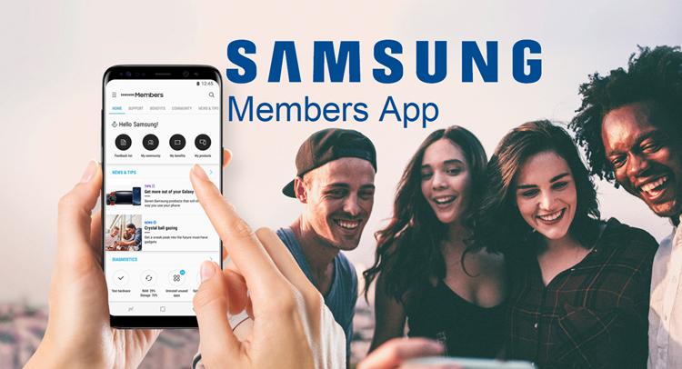 New Samsung Members app, successor to mySamsung is coming soon on 1