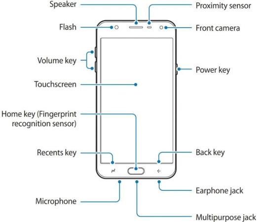 Samsung J7 Prime Schematic Diagram