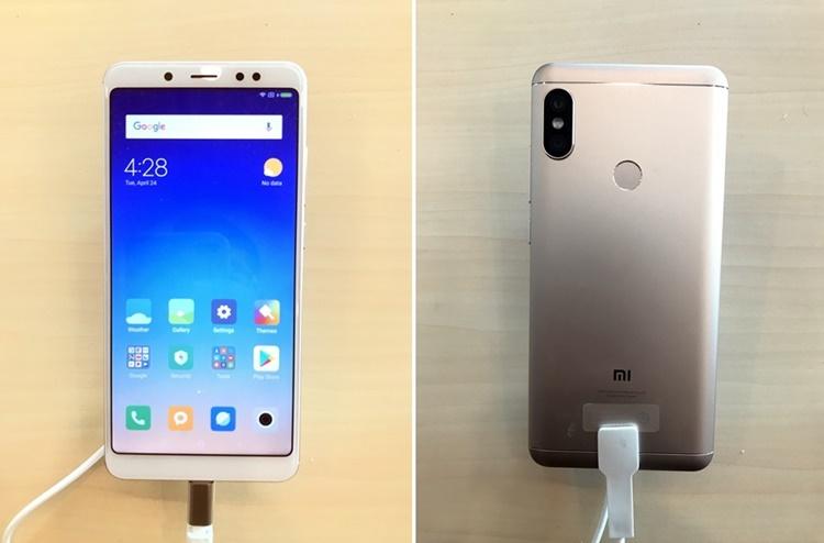 Xiaomi Redmi Note 5 announced in Malaysia with 4000mAh
