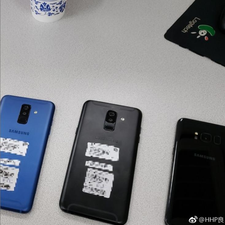 Samsung Galaxy A9 Star and Gal...