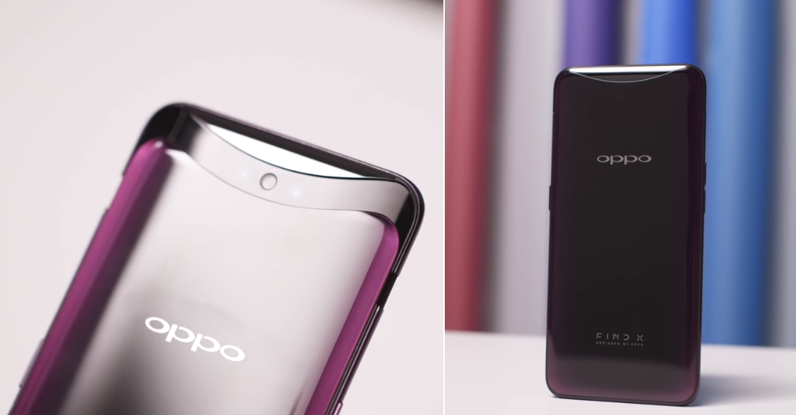 OPPO Find X flagship unveiled with Snapdragon 845 chipset, no notch, a cool pop-up camera and more