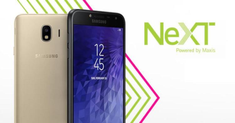 Samsung Galaxy J4 Harga Technave