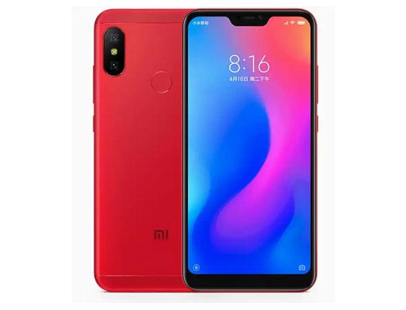 Xiaomi Redmi 6 Pro Price In Malaysia Specs Technave