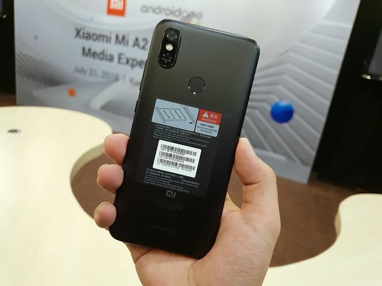 Xiaomi Mi A2 Lite Price in Malaysia & Specs | TechNave