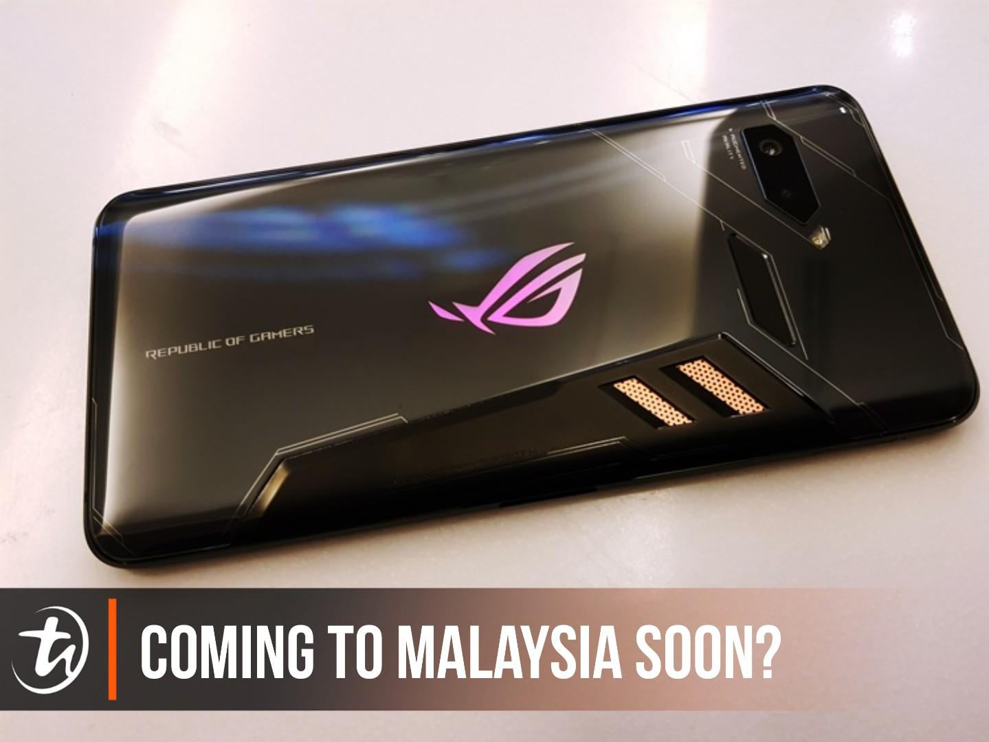 Asus Rog Phone Malaysia Price Technave