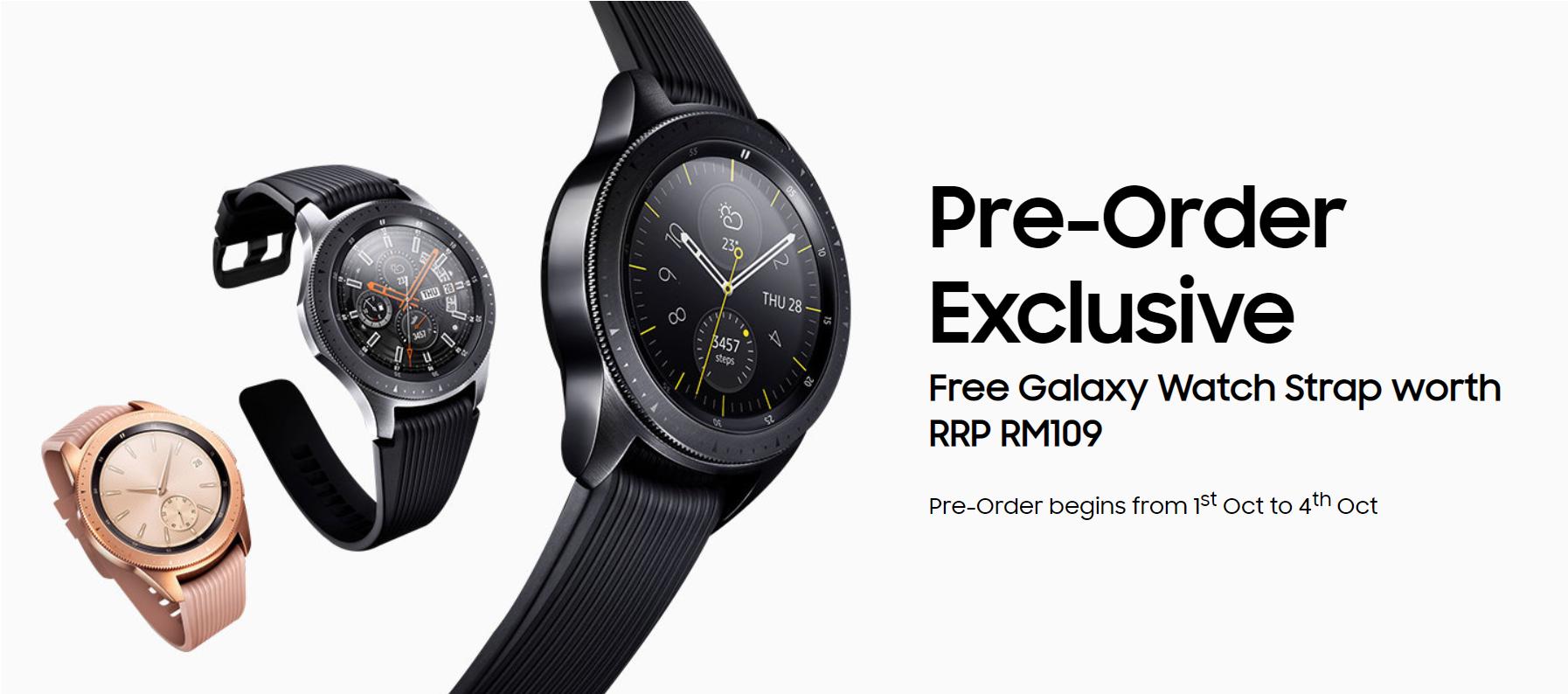 Samsung Galaxy Watch Harga Technave