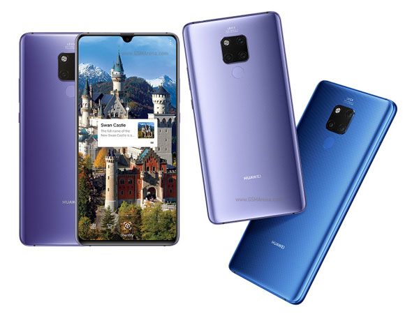 Image result for Huawei Mate 20 X  pic