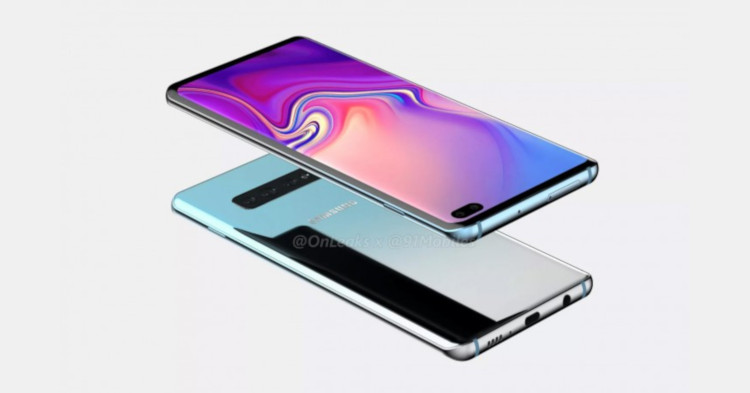 All 3 Galaxy S10 models leaked with new key details