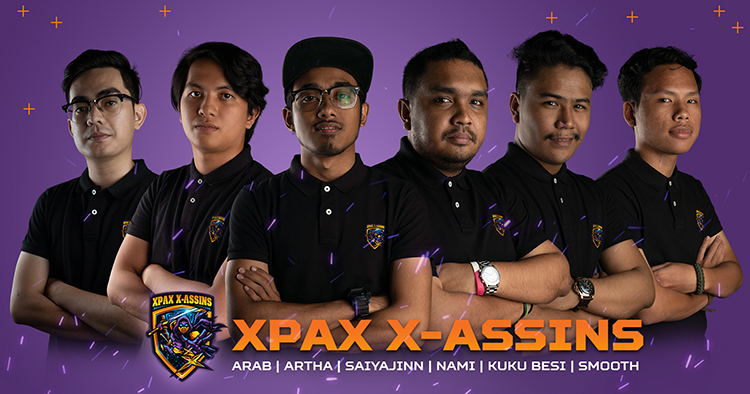 TechNave Gaming - Say hello to XpaX by Celcom's MLBB team, XPAX X-ASSINS