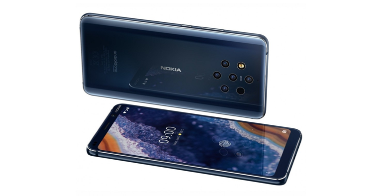 New Nokias include retro throwback and a flagship with five cameras