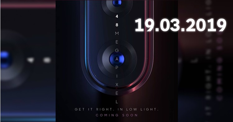 OPPO F11 Pro is set to launch in Malaysia on 19 March