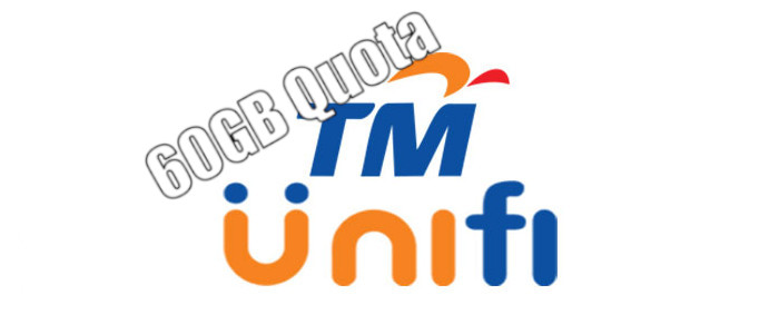 60GB Internet quota for the Unifi Basic Plan is now in full effect, add-ons available at official website