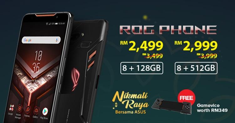 Rog Phone Malaysia Price Technave