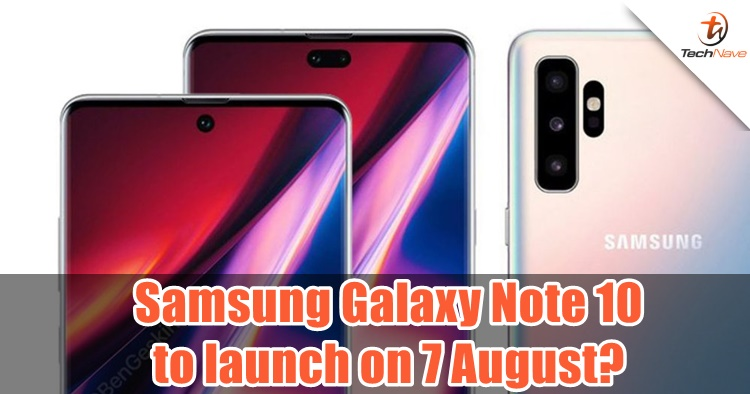 Samsung Galaxy Note 10 launch might return to New York on 7 August 2019