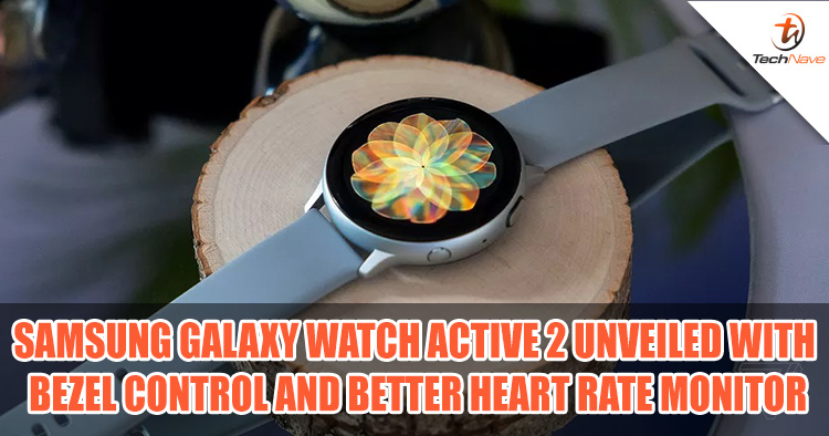 Samsung Galaxy Watch Active 2 announced and features bezel control with price starting at ~RM1257