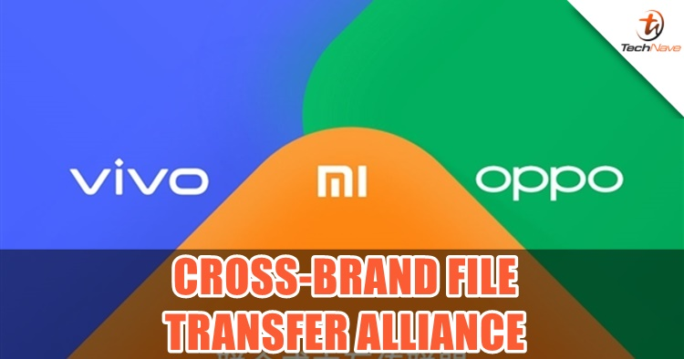 Vivo, OPPO and Xiaomi Team up to Launch Cross-Platform Airdrop Alternative