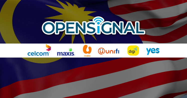 Celcom moves ahead, Maxis maintains top speed and U Mobile improves in latest Opensignal Malaysia mobile network report
