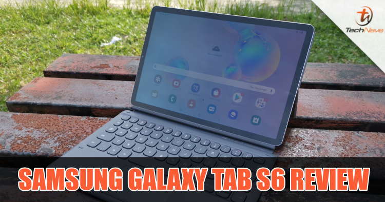 Samsung Galaxy Tab S6 review - A nearly seamless productivity laptop in an ultra-thin tablet that has everything