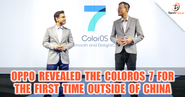 OPPO officially unveiled the ColorOS 7 in India