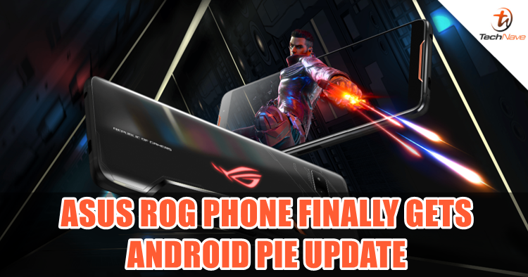 ASUS ROG Phone finally getting its Android Pie update