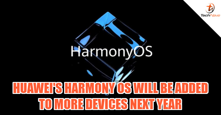 Huawei may add Harmony OS to more devices next year besides phones or tablets