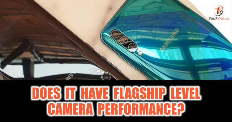 Samsung Galaxy A50s hands-on: great camera performance in an affordable package