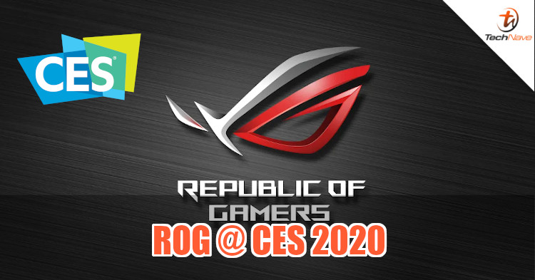 ASUS reveals new ROG gaming PCs at CES 2020, including the ultraslim Zephyrus G14