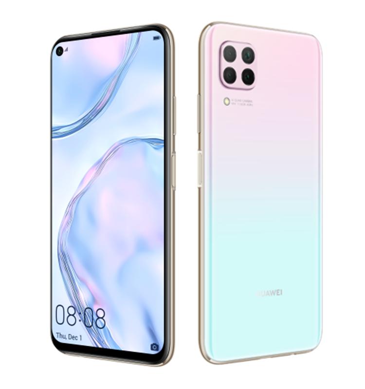 Huawei Nova 7i_Sakura Pink_Front_Right.png