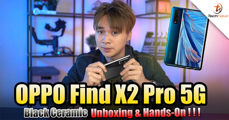 OPPO Find X2 Pro comes with the 120Hz 1440p QHD+ AMOLED curved display! | The Boxing King Unboxing and Hands-On