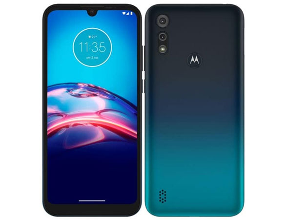 Motorola e6s Has arrived!