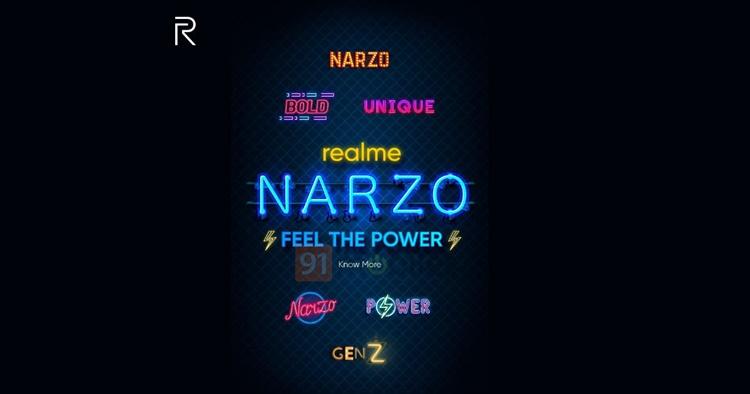 Realme to launch new Narzo smartphone series to tackle Redmi and POCO