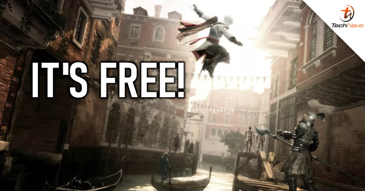 Get the Assassin's Creed 2 for free via uPlay from 14 April onwards!