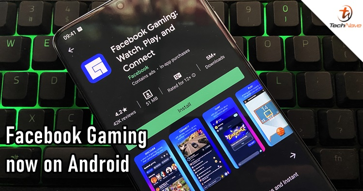 You can now stream your mobile games easily with Facebook Gaming