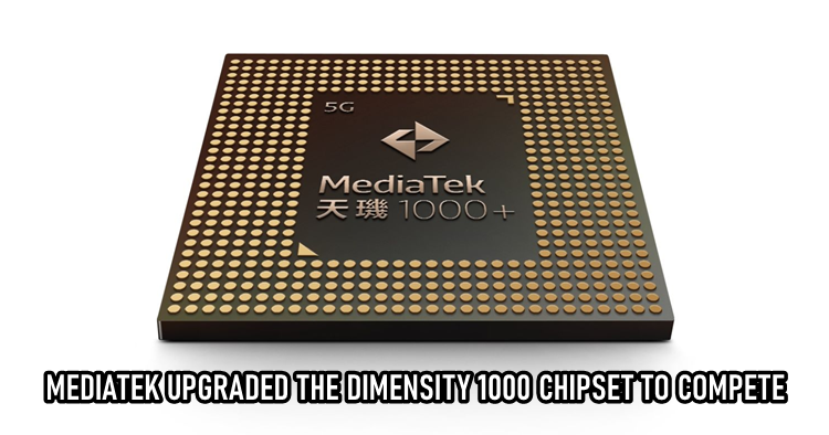 MediaTek Dimensional 1000+ 5G chip announced for release on upcoming iQoo phone