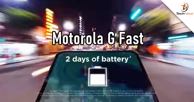 Motorola Accidentally Leaks Moto G8 Fast Online