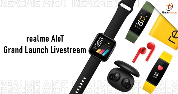 realme Malaysia is bringing in the realme Watch, wireless earbuds and realme Band soon on 11 June 2020