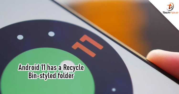 Android 11 has a new storage feature similar to Windows' Recycle Bin