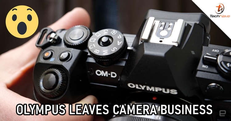 Olympus set to bring shutter down on camera business