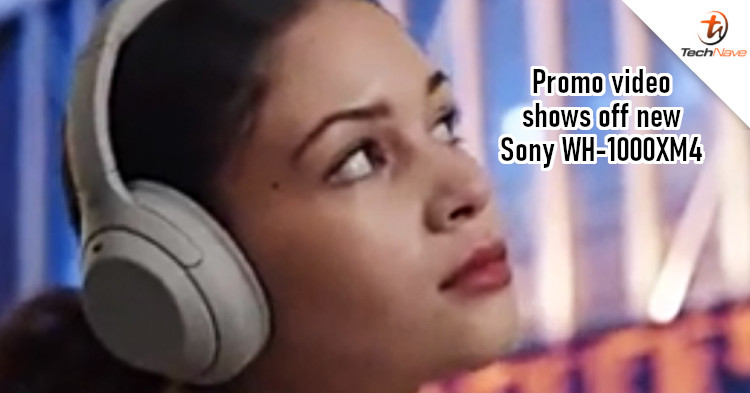 Teaser of Sony WH-1000XM4 leaked before official launch