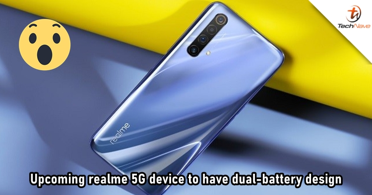 Two realme 5G smartphones spotted with one of them having two batteries