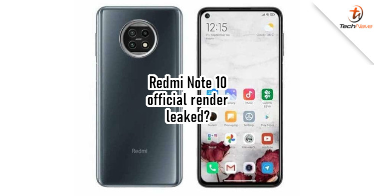 Redmi Note 10 images leaked, shows circular rear camera setup