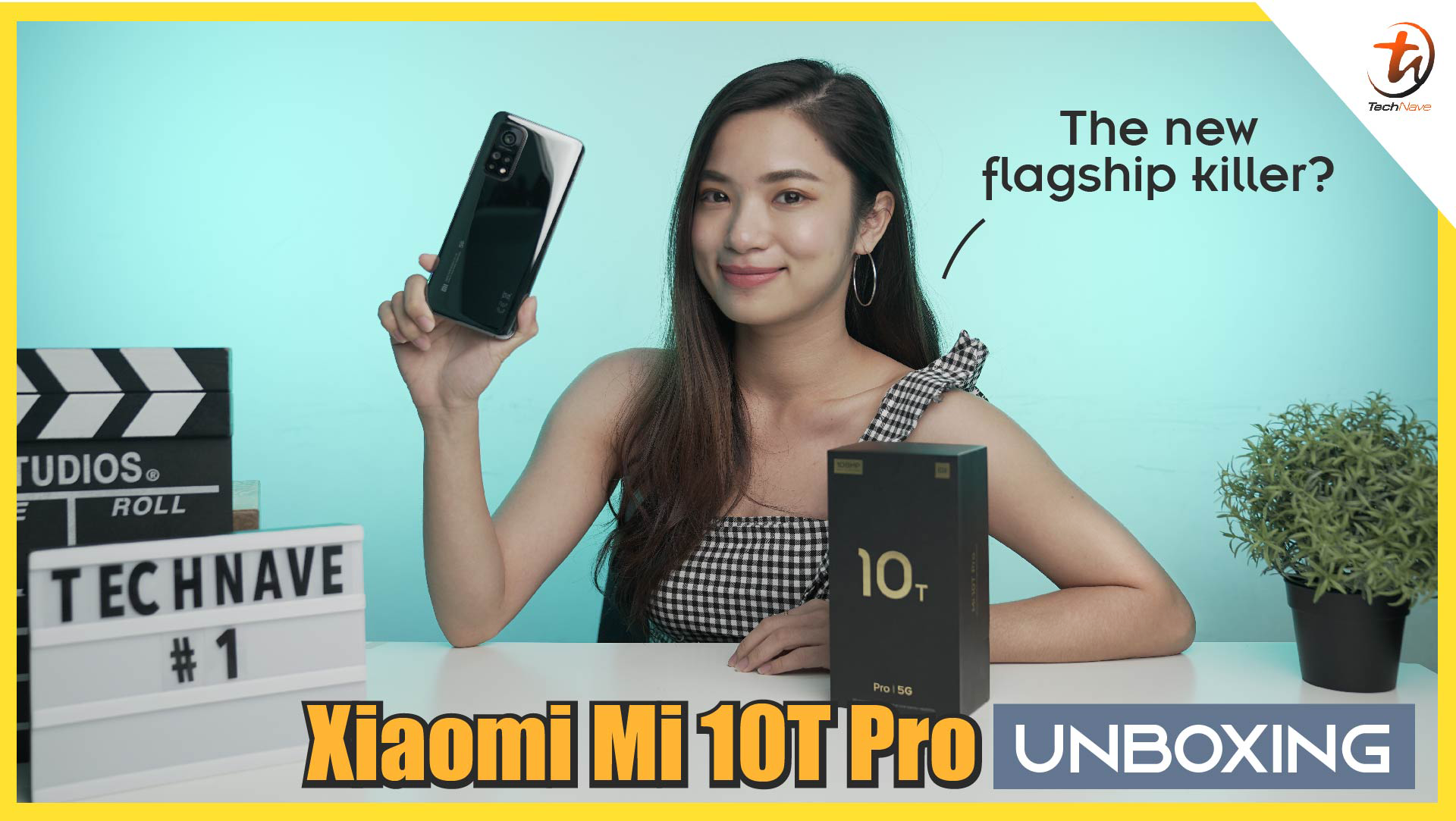 Xiaomi Mi 10T Pro - Flagship killer?! Is it legit? |TechNave Unboxing and Hands-On Video