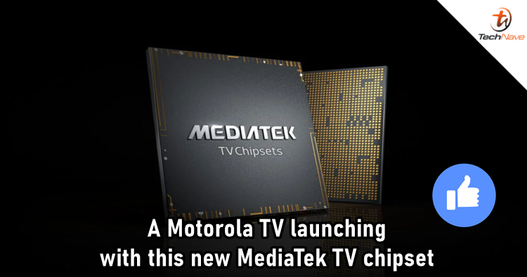 MediaTek's latest MT9602 smart TV chipset debuting with a Motorola TV tomorrow