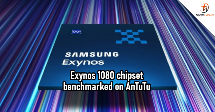 Samsung Exynos 1080 AnTuTu scores exceed the Snapdragon 865 Plus